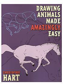 DRAWING ANIMALS MADE EASY