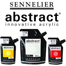 ABSTRACT ACRYLICS  500ML