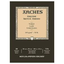 ARCHES SKETCHING PAD