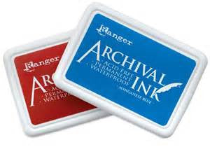 ARCHIVAL INK PAD