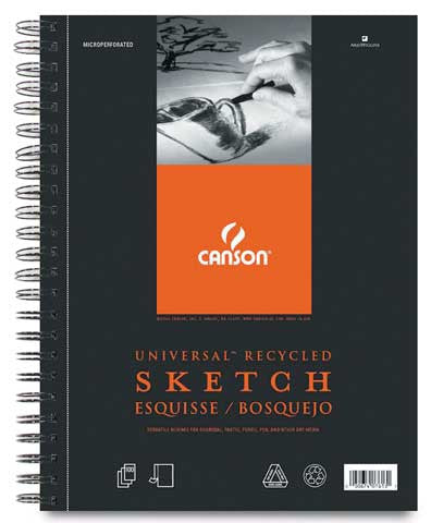 CANSON UNIVERSAL DRAWING PAD