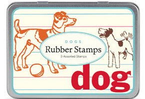 CAVALLINI RUBBER STAMP SET