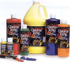 CHROMATEMP TEMPERA PAINT - 16OZ