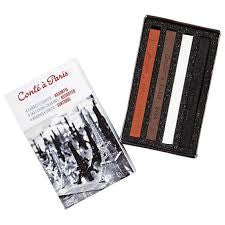 CONTE STICK 4-COLOUR PACK