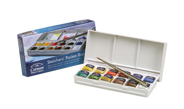 COTMAN SKETCHERS POCKETBOX