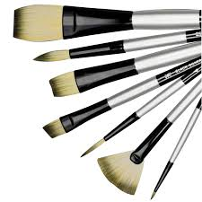 BLACK SILVER BRUSH