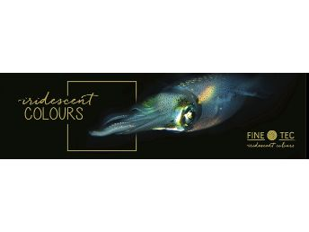 FINETEC WATERCOLOUR SET 6 - IRIDESCENTS