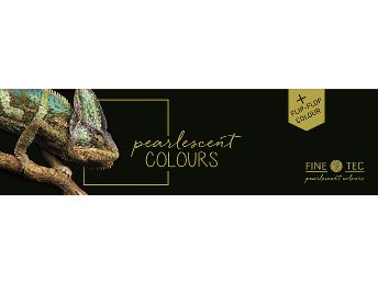 FINETEC WATERCOLOUR SET 6 PEARLESCENTS - COOLS