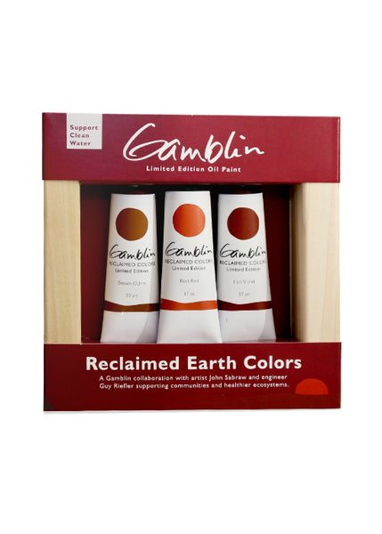 GAMBLIN RECLAIMED EARTH SET