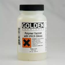 GOLDEN POLY VARNISH