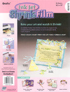 GRAFIX INKJET SHRINK FILM