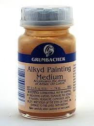 ALKYD MEDIUM  2 OZ