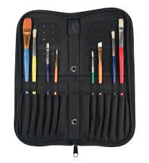 HERITAGE BRUSH CASE