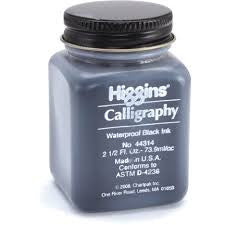 HIGGINS CALLIG & DRAWING INKS