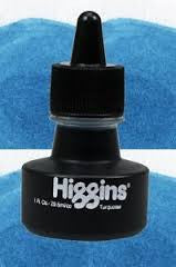 HIGGINS FADE PROOF INKS