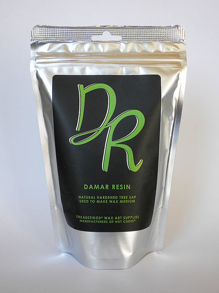 DAMAR RESIN 8OZ