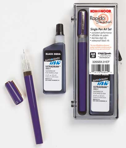 RAPIDOSKETCH TECH PENS