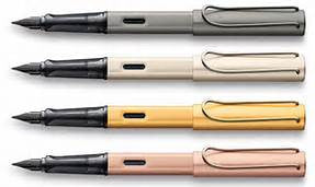 LAMY LUXE FOUNTAIN PEN