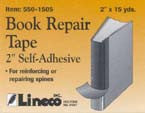 LINECO BOOK REPAIR TAPE