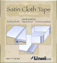 LINECO SATIN CLOTH TAPE