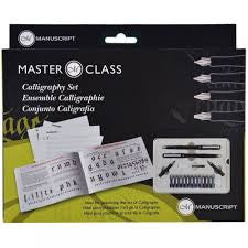 MASTER CLASS CALLIGRAPHY SET