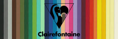 CLAIREFONTAINE MAYA COLOURED PAPERS 20X28