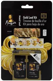 MONA LISA LEAFING KIT