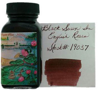 NOODLERS INK BLK SWAN ENGLISH