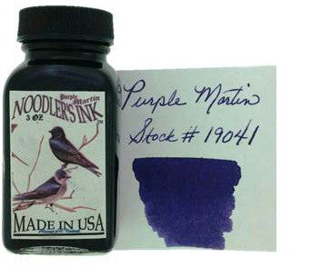 NOODLERS INK PURPLE MARTIN