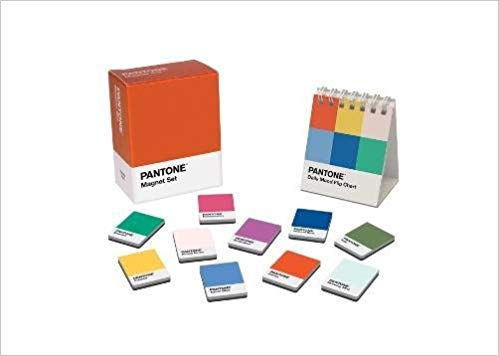 PANTONE MINI MAGNET SET