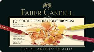 POLYCHROMOS PENCIL SETS
