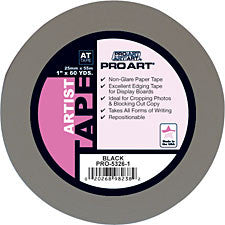 PROART COLOURED ARTIST TAPES