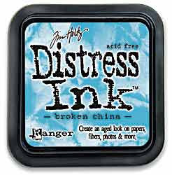 DISTRESS INK PAD & INKERS