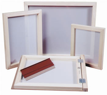 SPEEDBALL SCREEN PRINTING FRAMES