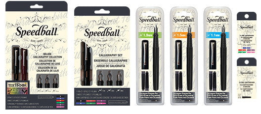 SPEEDBALL FOUNTAIN PEN