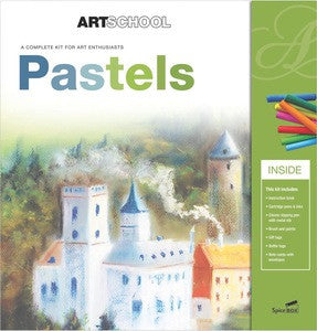 ART SCHOOL KIT - PASTELS