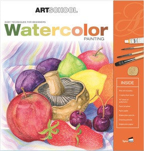 ART SCHOOL KIT - WATERCOLOR