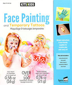 KITS FOR KIDS - FACE PAINTING