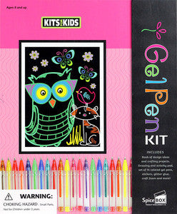 KITS FOR KIDS - GEL PEN KIT
