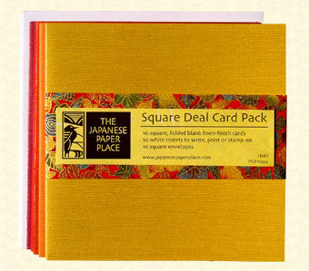 SQUARE DEAL CARDS