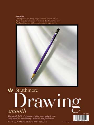 DRAWING PAD MED 14X17