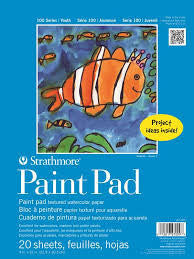 STRATHMORE YOUTH PAINT PAD