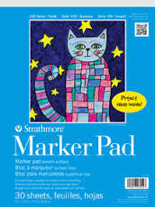 STRATHMORE YOUTH MARKER PAD