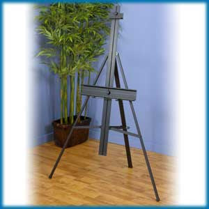 STUDIO DESIGNS PREMIER METAL EASEL