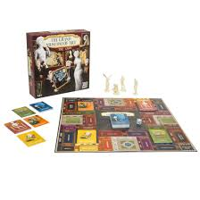 ART BOARD GAME - GRAND MUSEUM