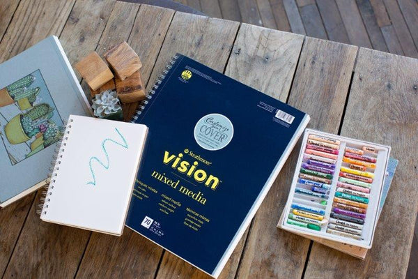 VISION MIXED MEDIA PAD