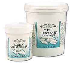 CLEAR GESSO 237ML