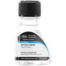 WINSOR & NEWTON OX GALL LIQUID  75ML