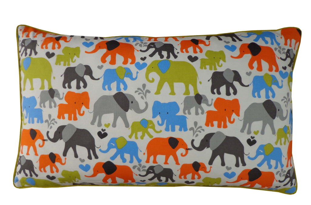 ELEPHANT CITY PILLOW