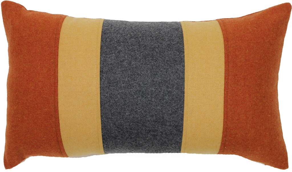 FELT TRIO PILLOW